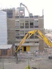 Stockwell Green Demolition