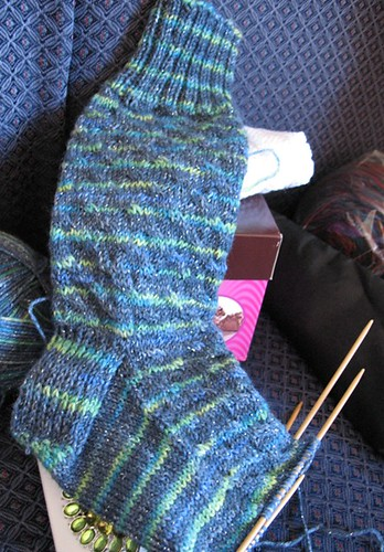 Most of a sock