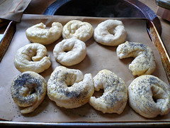 Bagels Ready To Bake