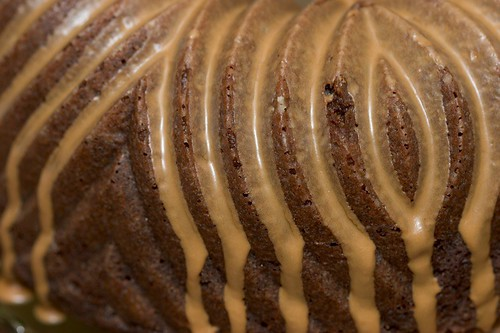 Espresso Gingerbread Cake