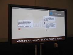 Twitter monitor