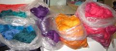 Bags of linen