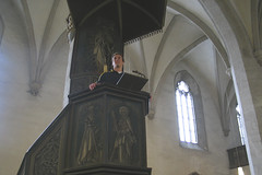 In Luther's Pulpit (Kirk) by crbassett