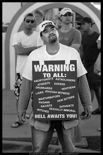 Hell Awaits You!