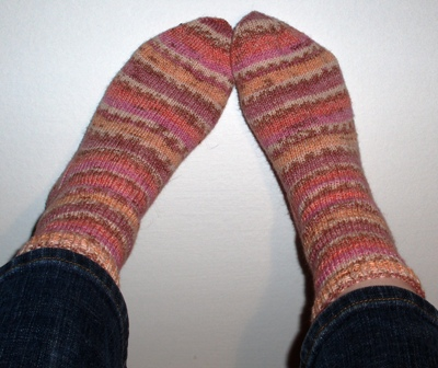 Opal cotton socks