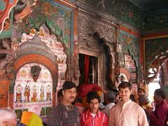 Hanuman Gadhi temple, Ayodhya
