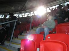 Sunshine on Wembley