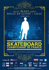 Championnat de France de Skateboard