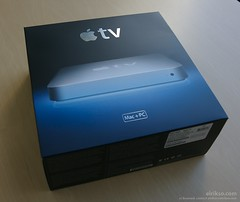 AppleTV in the box