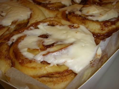 cinny buns