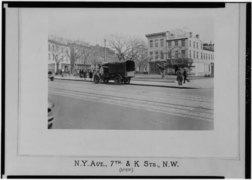 Mount Vernon Square (1927)