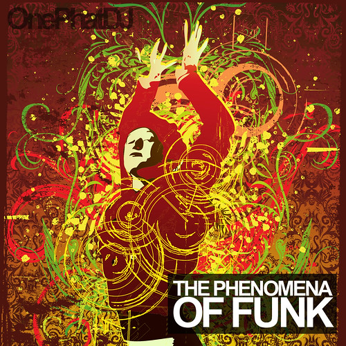 The Phenomena of Funk cover (via Flickr)