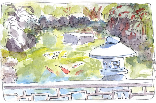 Osmosis Koi Pond