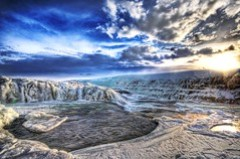 Icelandic canvas