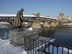 Pavia - Lavandaia