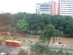 Depan Univ. Atma Jaya