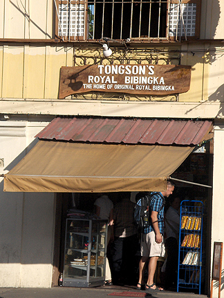 tongsons royal bibingka