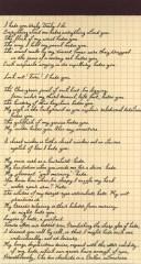 Hate Poem, by Julie Sheehan