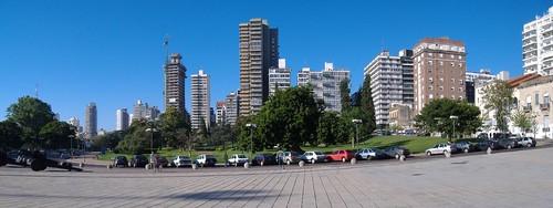 Rosario skyline