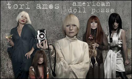 Album Art Spam for Tori Amos New Album