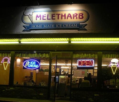 Meletharb Home Made Ice Cream
