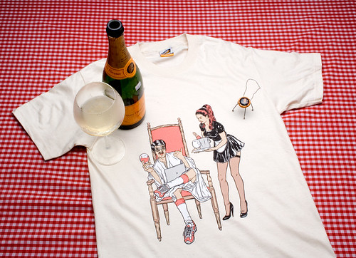 chopShop maid T-Shirt