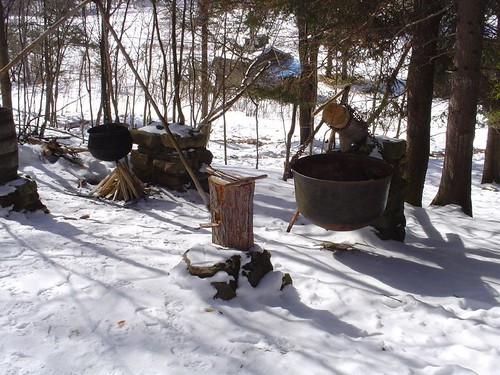 Maple Sugar Camps 002