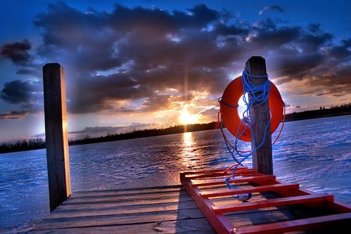 Lake Sixteen Lifesaver