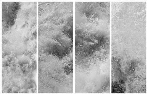 Untitled [Four panels of Water]
