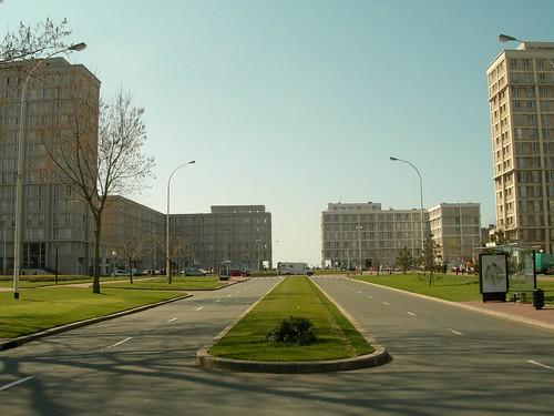 Le Havre Avenue Foch par jonbai2