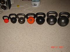new kettlebells