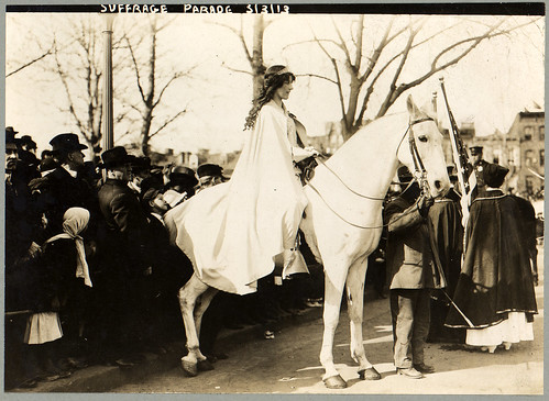 Boissevain for Womens Suffrage, 1913. Library of Congress, Prints and Photographs Collections.