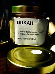 Dukah from Razor Back Olive Grove at Wollongong Friday Produce Market