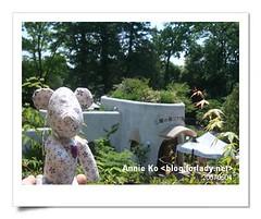 小熊在三鷹之森