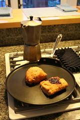 Reheating Pastries