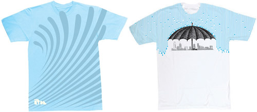 T-Shirts- The Ryde