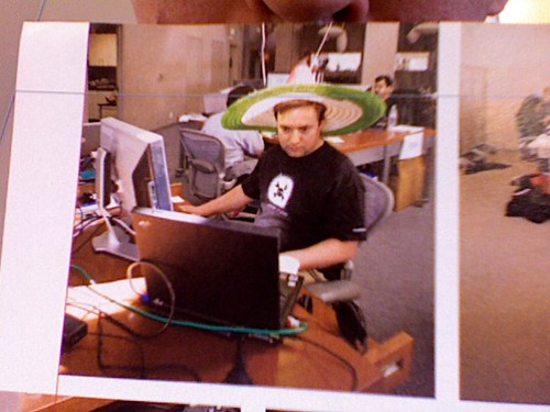 Hack-A-Day in Fast Company magazine