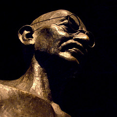 Gandhi Memorial by Steve Fernie