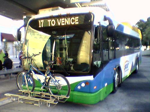 SCAT Hybrid Bus