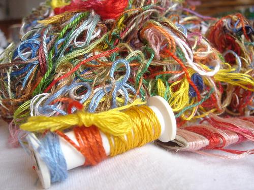 Messy yarns