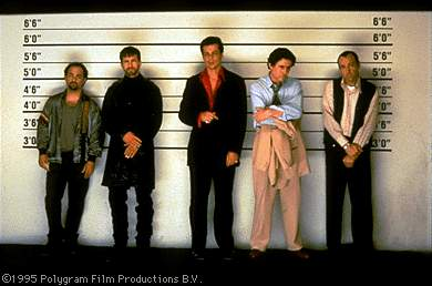 Poster do filme Usual Suspects