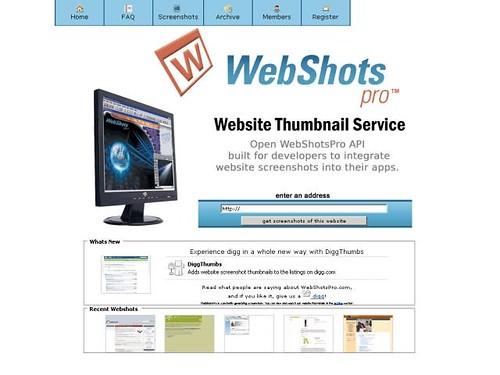 WebShotPro