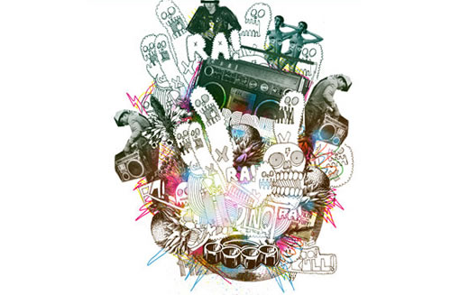 Funk & Fury - RA909 for People Like Us