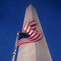 Flag & Obelisk