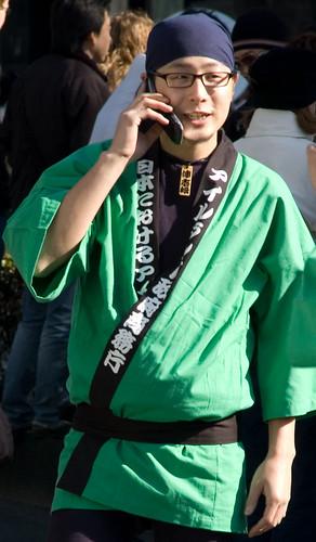 Saint Patrick 2007 in Tokyo
