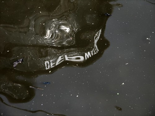 Deep Water Mirror
