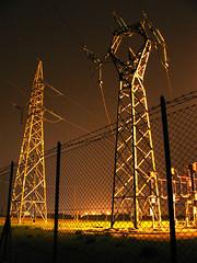 Stazione elettrica di trasformazione - San Cri...