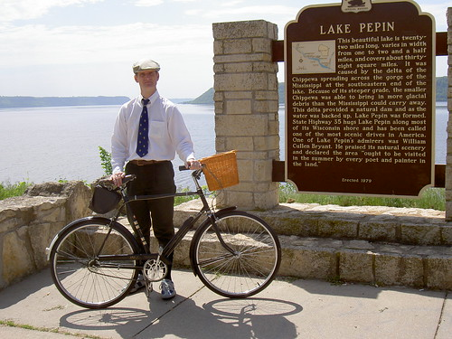 Lake Pepin Three Speed Tour