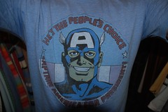Solidarity for Captain America