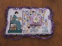 Our Love of Needlework from Barbara!
